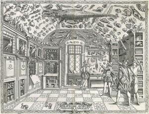 Ritratto Museo Ferrante Imperato